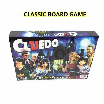 NEW Cluedo The Classic Mystery Board Game