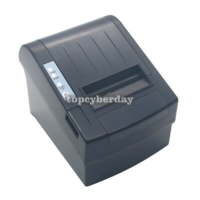 POS Receipt Printer 300mm/sec 80mm Thermal Dot Auto Cutter USB/Ethernet/Serial