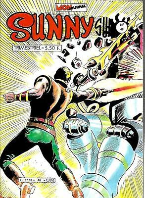 petit format SUNNY SUN n° 46--Editions MON JOURNAL 1984