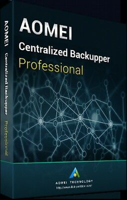 AOMEI Centralized Backupper Pro - Authorized Reseller - Latest Version Download