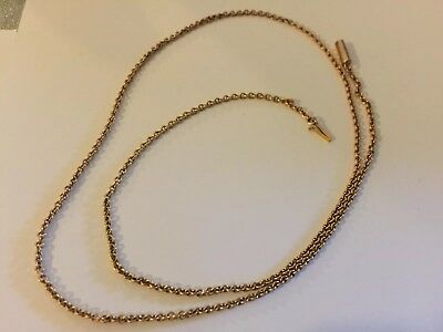 Gold Chain Pretty Vintage Antique 9ct?
