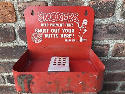 Mr Butt Snuffer Smokers Help Prevent Fires Snuff Out Your Butts Here