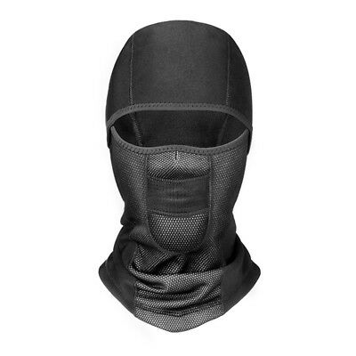 Outdoor Windproof Motorcycle Warmer Full Face Mask Balaclava Ski Neck Protection