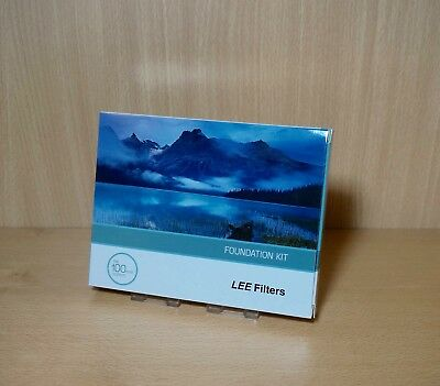 LEE FILTERS FOUNDATION KIT FOR 100mm SYSTEM. BRAND NEW IN BOX