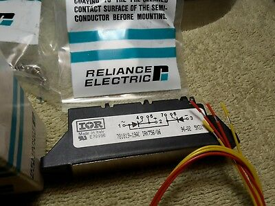 Reliance Electric 701819-19AC Power Cube Block