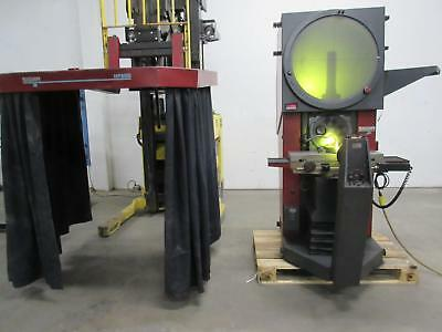 Starret Sigma HF600 Automatic Floor Standing Optical Comparator