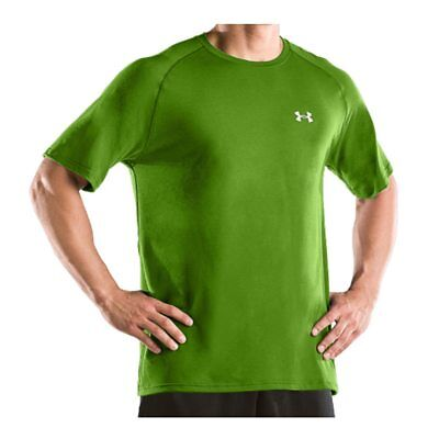 Under Armour Tech Short Sleeve T-Shirt [battle] - Medium