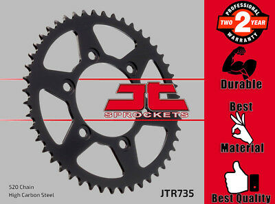 520 JT Sprockets and Drive Chain Kit for Ducati 800 SS 2003-2007