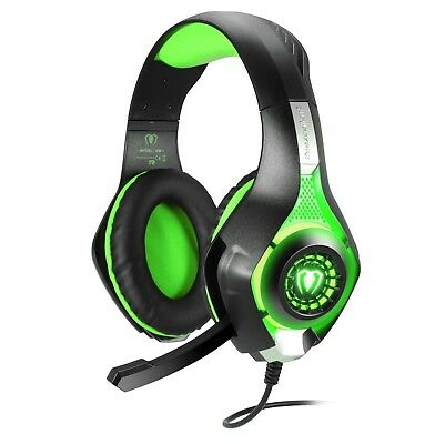 Bluefire 35mm Ps4 Gaming Headset Headphone With Microphone