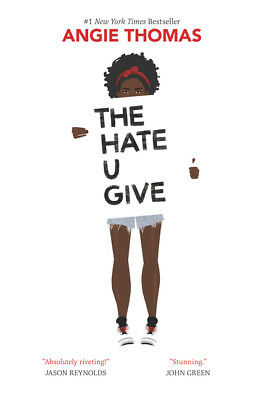 THE HATE U GIVE by Angie Thomas [2017,PDF,EPUB,MOBI,KINDLE,(EMAIL-DELIVERY)]