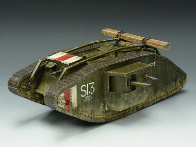 King (and) & Country FW157 - British Mk.IV Tank - Retired
