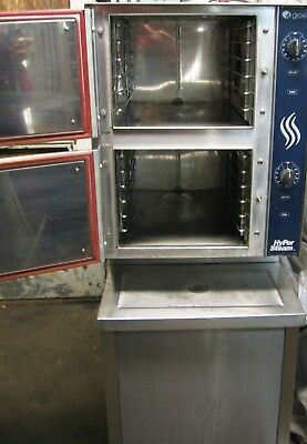 Groen Steamer Double Convection Oven Hyper Steam 208-240 volt 3 phase