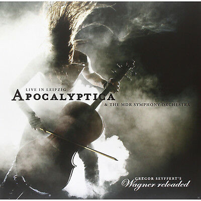 Apocalyptica, MDR Leipzig Radio Symphony Orchestra - Wagner Reloaded-Live In Lei