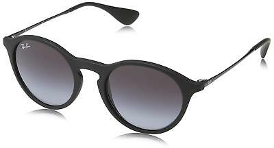 0895f80f7d Ray-Ban RB4243 622 8G Black Frame Grey Gradient 49mm Lens Sunglasses