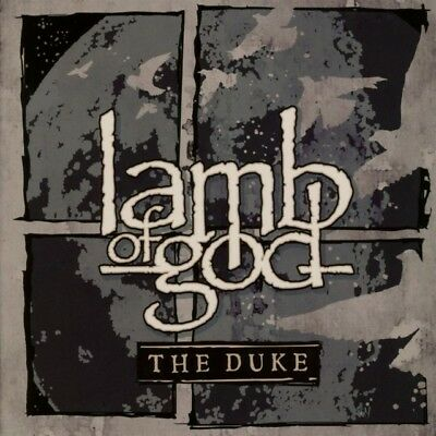 "CD LAMB OF GOD ""THE DUKE"". New and sealed"