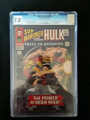 Tales To Astonish #82 - August, 1966 - CGC 7.0