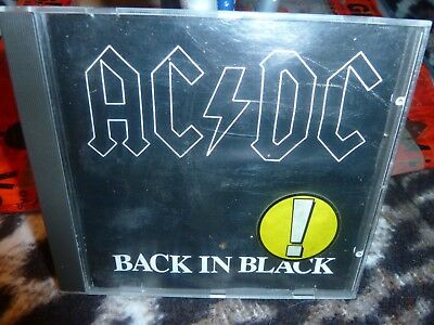 cd von ac-dc - back in black