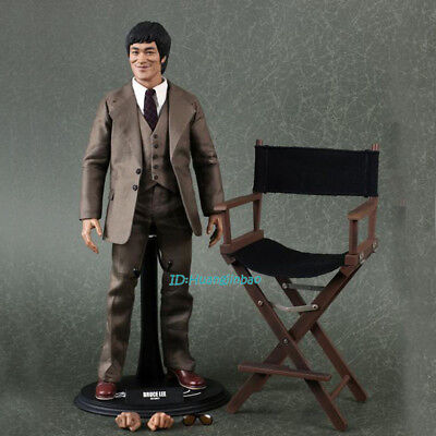 08705a9f5a8 Hot Toys MIS11 1 6th scale Bruce Lee Collectible Action Figure (In Suit)