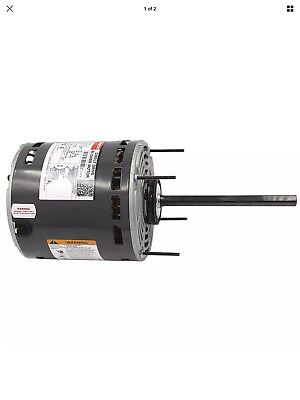 Dayton Blower Motor Model 3LU87BG  3/4 HP 1075 4-speed reversible
