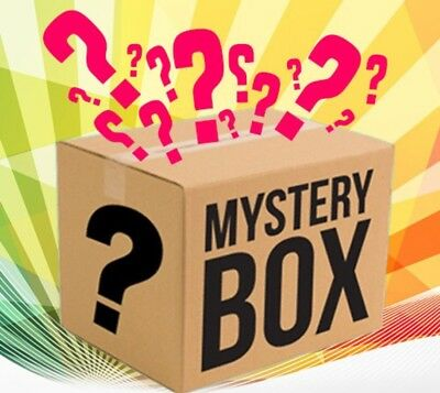MYSTERY GAME BOX! MANY SUPRISES New Items Mystery mysteries mysterious Worth it