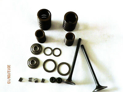 Valve Set W/ Spring for Chinese 150cc engine CG125 copy 156FM1
