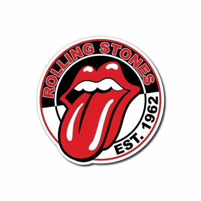 The Rolling Stones Sticker / Decal - Rock Roll Band Classic Music Tongue Car CD