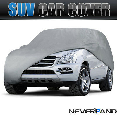 Universal Large Size Full Car Cover Outdoor Indoor Waterproof Weather Proof Hot