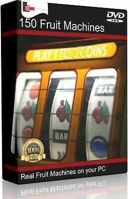 150+ Real Fruit Machines On Your Pc Software Simulator For Uk Machine On Dvd