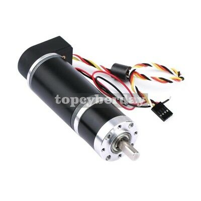 12V Speed Reduce Planetary Gear DC Motor GP36 + 1000-Wire Photoelectric Encoder