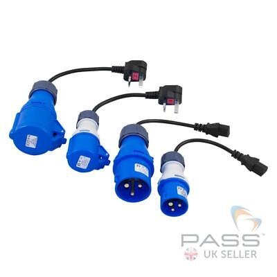 Specialist Adapter Kit for PAT Testing 240V Appliances