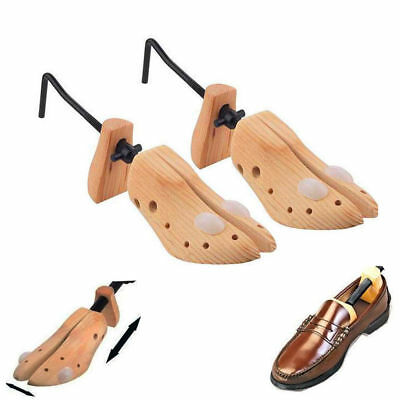 1 X Women Men Gents Shoe Stretchers Tree Wooden Shaper Bunion Corn Blister SizeS