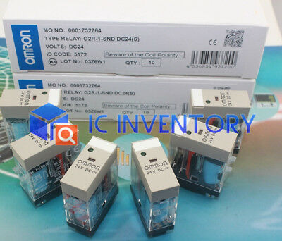 10PCSs NEW Omron Relay G2R-1-SND DC24(S) ( G2R1SNDDC24(S)
