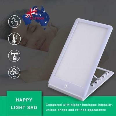 3modes SAD Light Therapy 11000 LUX Sunlight Chage Mood Healing Wellness Lamp