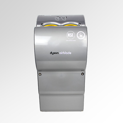 Dyson Airblade Fully Refurbished AB03 Hand Dryer in Steel Grey