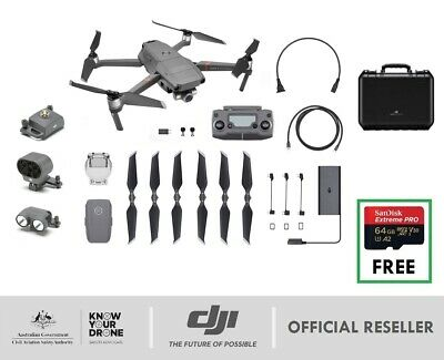 DJI Mavic 2 ENTERPRISE Drone Combo Universal Edition w/ Light / Speaker / Beacon