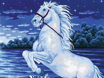 Grafitec Printed Tapestry/Needlepoint Canvas – Magical Horse