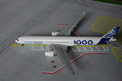 Airbus A350-1000 House Color JC Wings 1:400