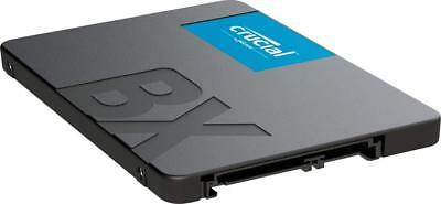 120GB Crucial BX500 2.5 120 GB SATA Solid State Drive Memory Disk SSD Laptop 3D