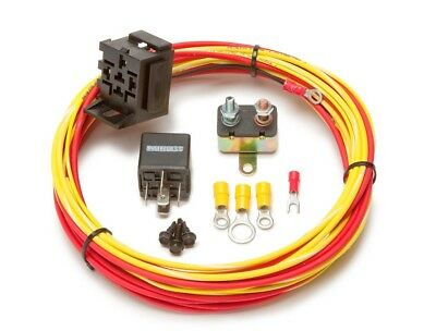 Painless Performance 50102 Universal Fuel Pump Relay Kit 30-Amps