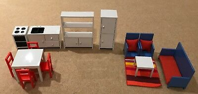 ikea dolls house furniture kids ikea dolls house furniture ikea dolls house 1250 picclick uk