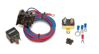 Painless Performance 50106 Electric Water Pump Relay Kit 30-Amp Single Pole