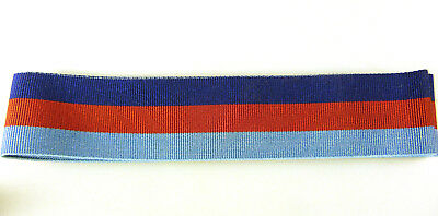 Ww2 1939 - 45 Star 6 Inches Of Medal Ribbon Mod Licensed Hand Made In Birmingham