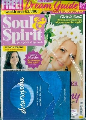 Soul & Spirit Magazine July 2018 With Free Dream Guide ~ New ~