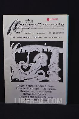 The Dragon Chronicle (International Journal of Dragonlore) Number 11 Septembe...