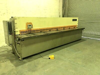 Safan 4m Hydraulic Sheet Metal Guillotine