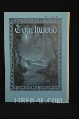Touchwood Volume 8 Number 32 (Winter Solstice 1996)