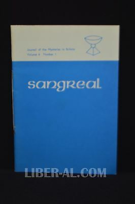 Sangreal: Journal of the Mysteries in Britain - Volume 4 Number 1 (February 1...