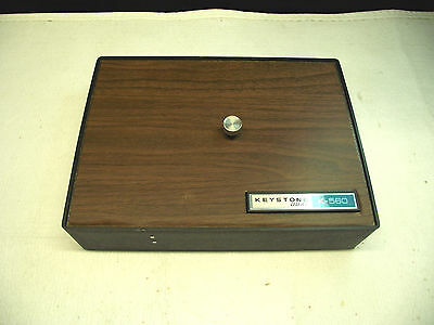 Keystone Simili-Wood Cover case for Movie Projector K-560 Dual 8mm Super