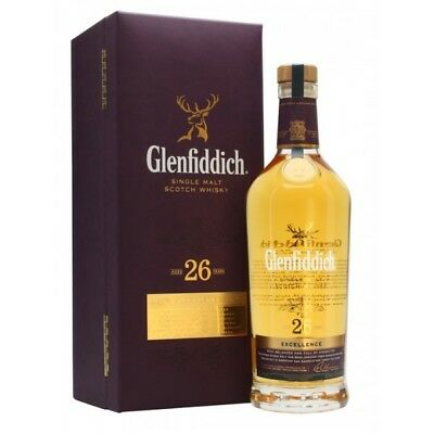 GLENFIDDICH EXCELLENCE 26 YEAR OLD Top Brand Liquor