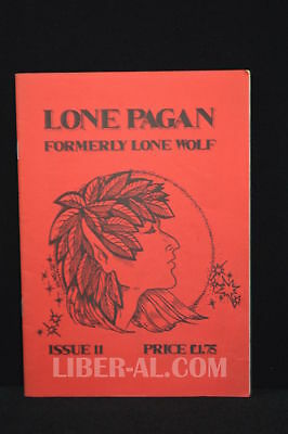LONE PAGAN (FORMERLY LONE WOLF) Issue 11